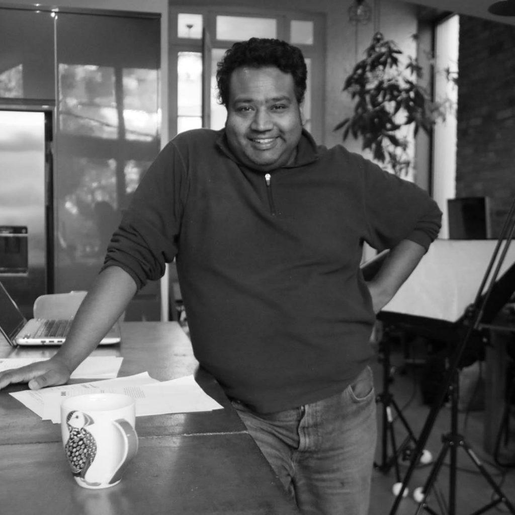 Food photographer and director Monir Ali